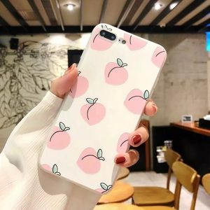 Pink Peach IPhone X/XS Case